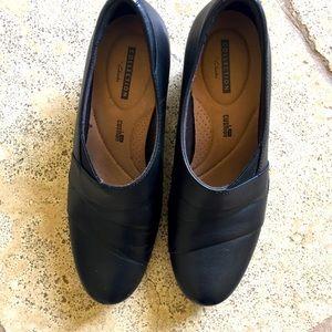 Clark's Black Shoes